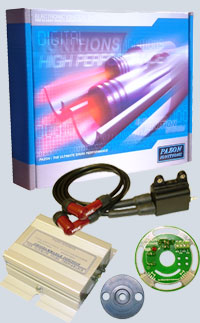 Smart-Fire Ignition System